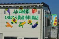 JA麻植郡「ひまわり農産市 川島店」